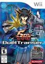 Yu-Gi-Oh! 5D's Duel Transer - (Nintendo Wii, 2010)